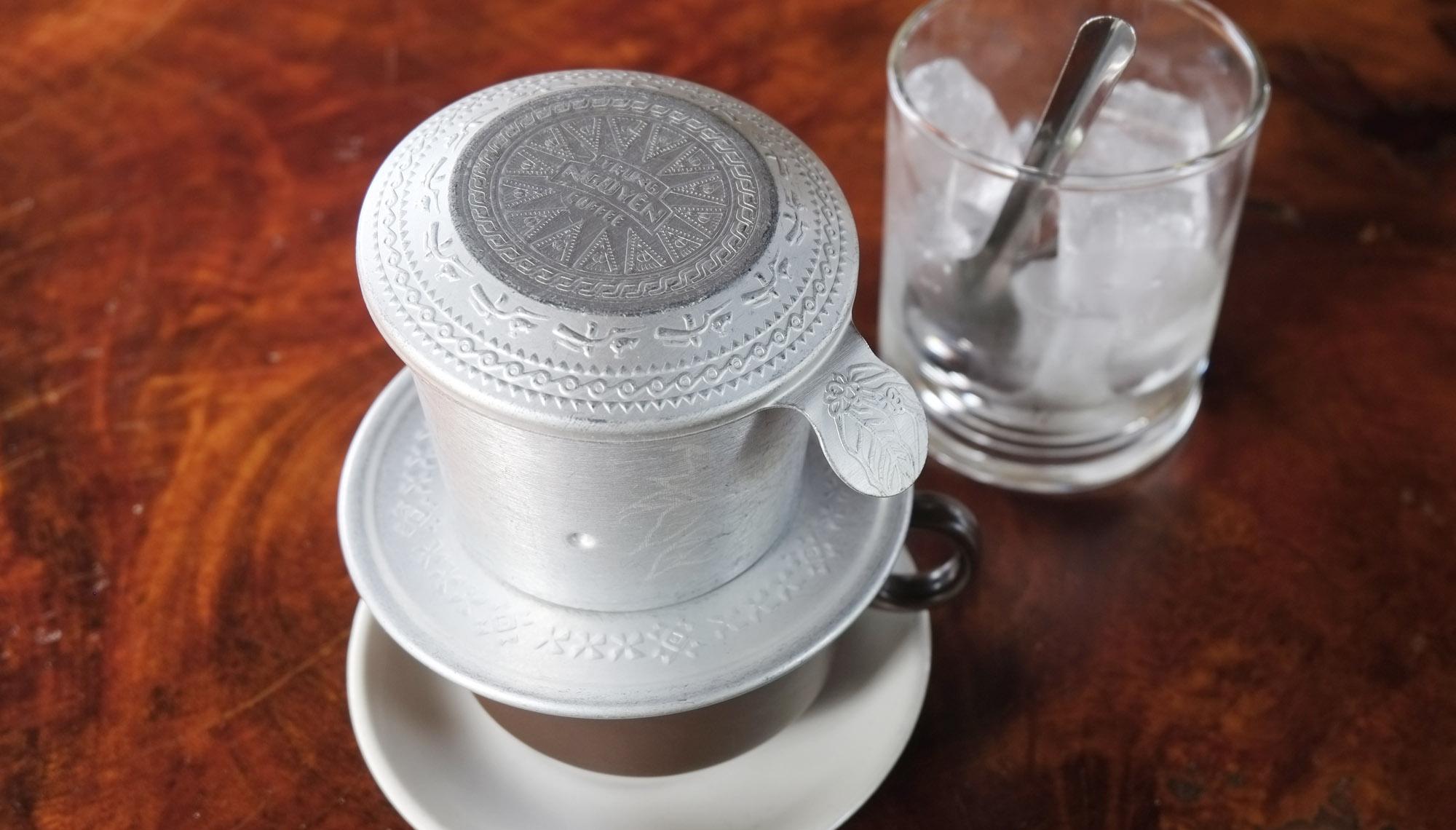 reise-ansichten Kaffee Vietnam