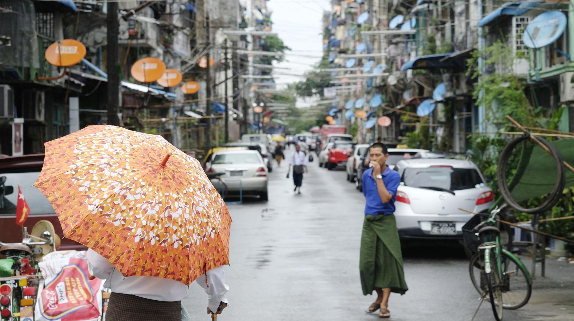 Rangun Myanmar