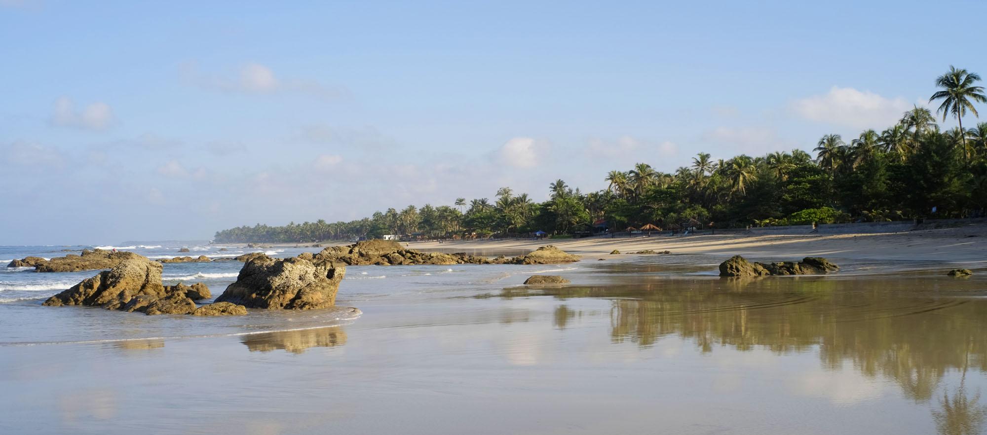 reise-ansichten Ngwe Saung Beach