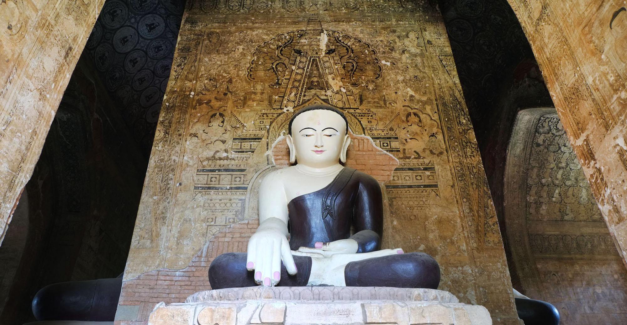 reise-ansichten Bagan Wandbild