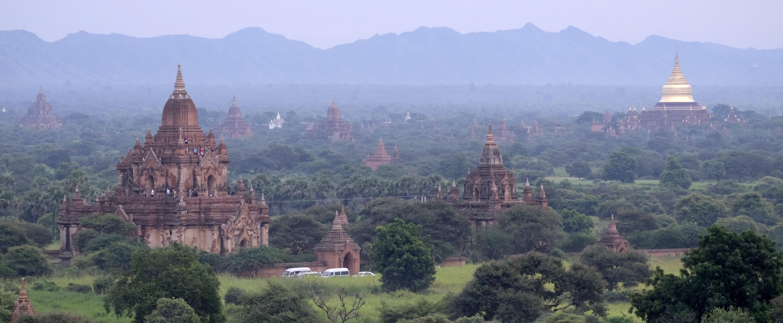 reise-ansichten Bagan