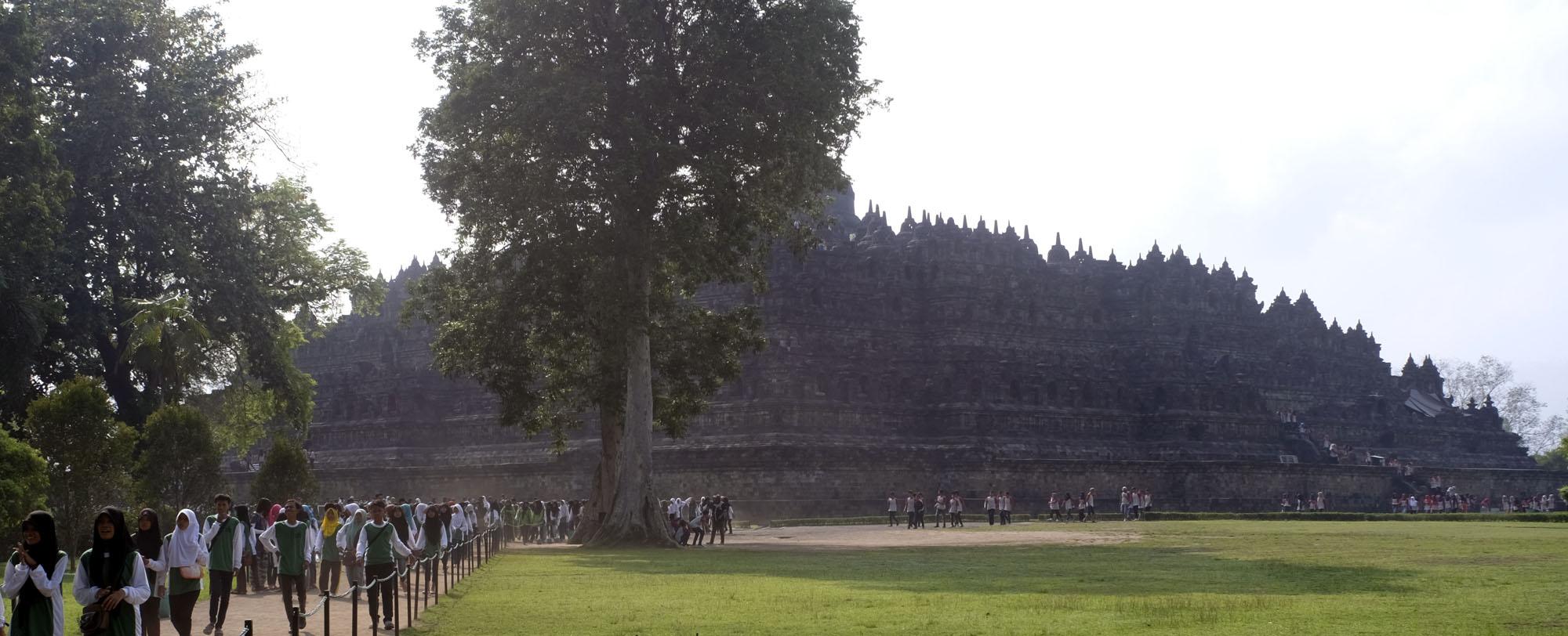 reise-ansichten Borobudur