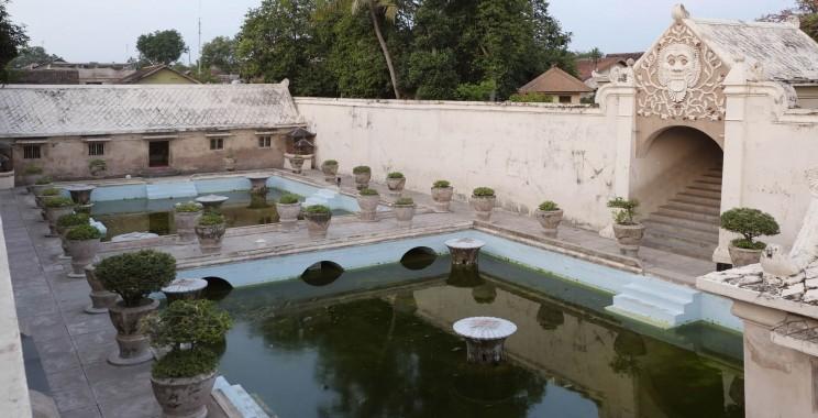 reise-ansichten Taman Sari