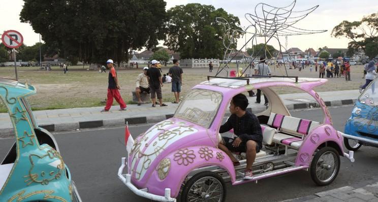 reise-ansichten Yogyakarta