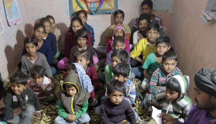 reise-ansichten Schulprojekt Pushkar