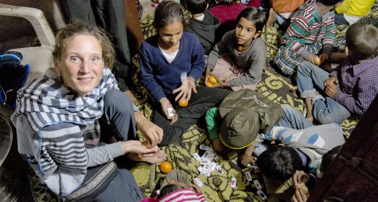 reise-ansichten Schulprojekt