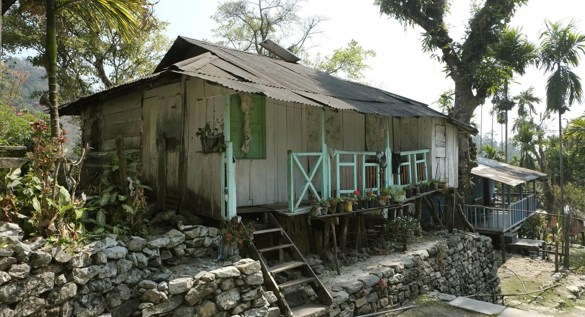 reise-ansichten Haus Buxa