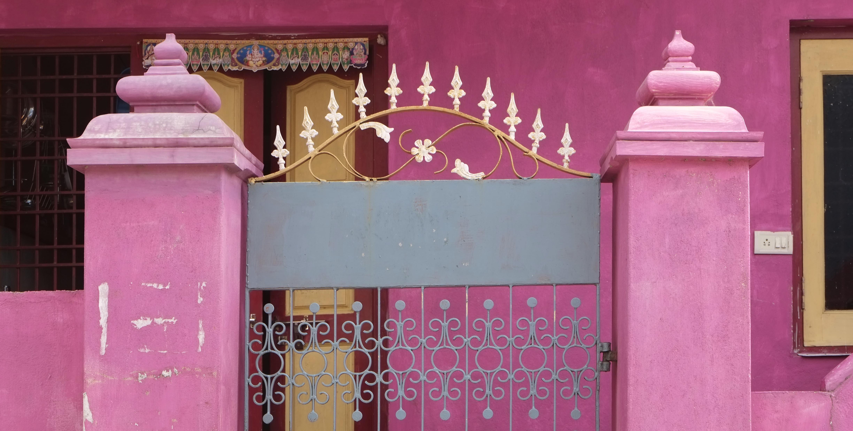 reise-ansichten Mamallapuram Farben