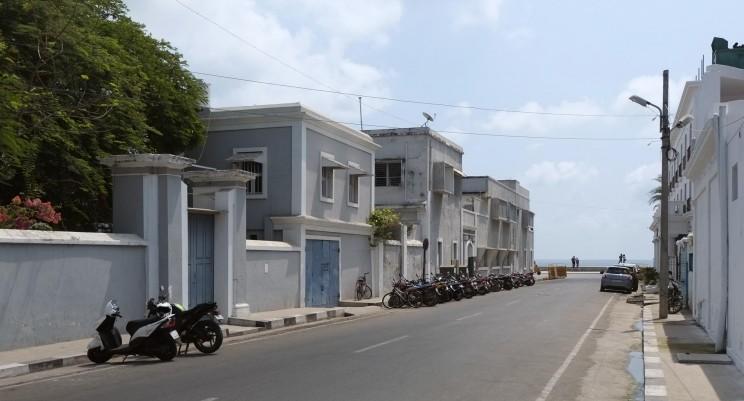 reise-ansichten Puducherry