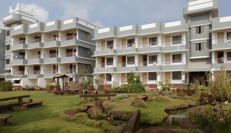 reise-ansichten Park Guesthouse Ashram