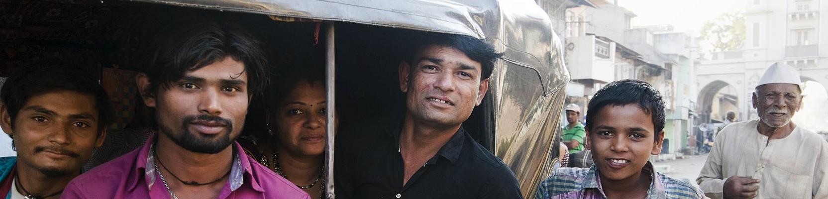 Indien reise-ansichten
