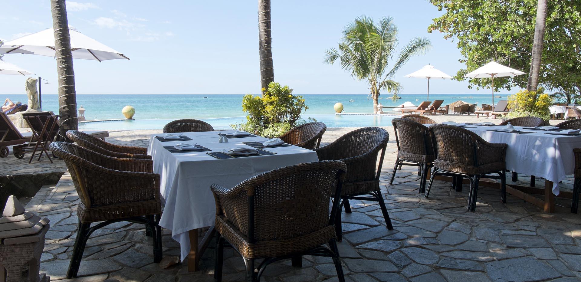 reise-ansichten Ngapali resort